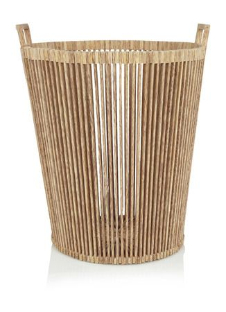 fair-trade basket made out of palm wood by Piet Hein Eek was €89 now €48.30 at BIJ