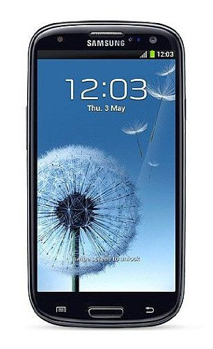 SAMSUNG GT-I9300 Galaxy S III 16 GB Unlocked Phone - International Warranty - Sapphire Black ** Details can be found by clicking on the image.