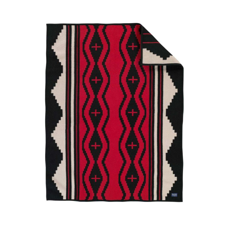 Native Heart Throb Throw by Pendleton