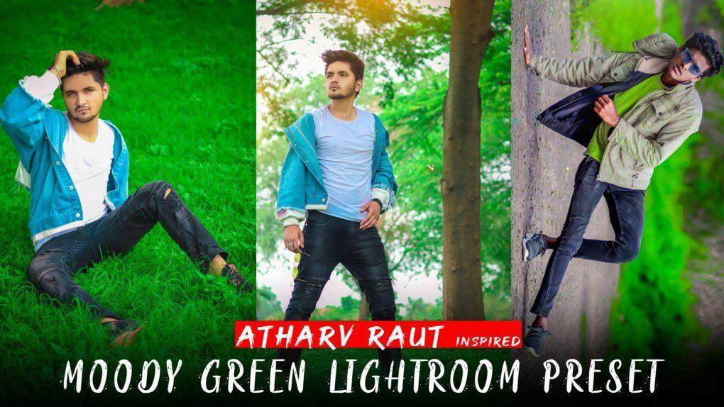 Download Preset Lightroom Green
