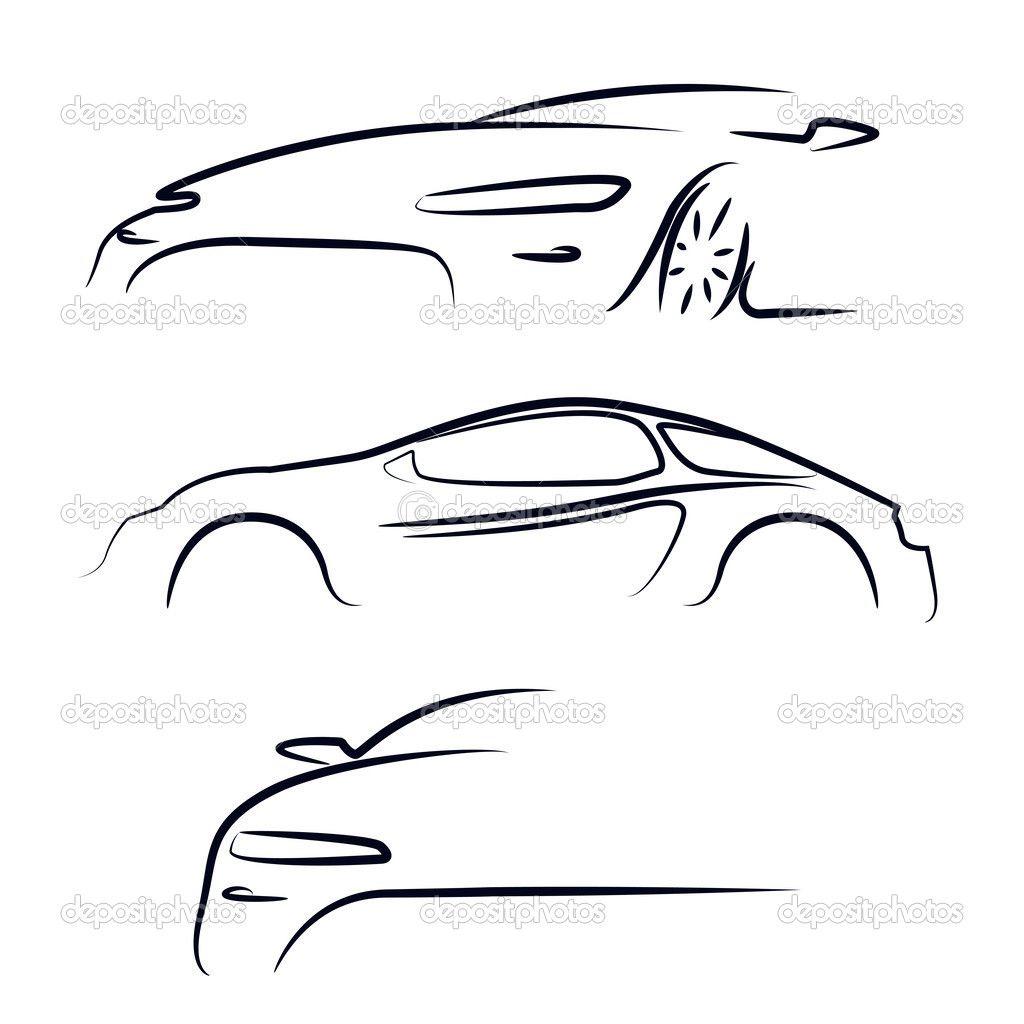 Car Silhouette Hledat Googlem Arte Disenos De Unas Graficos