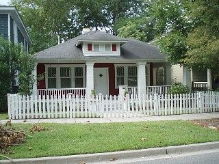 1916 Bungalow Historic Wilmington Near Wrightsville Beach Bungalow Style House Beach House Decor Homeaway
