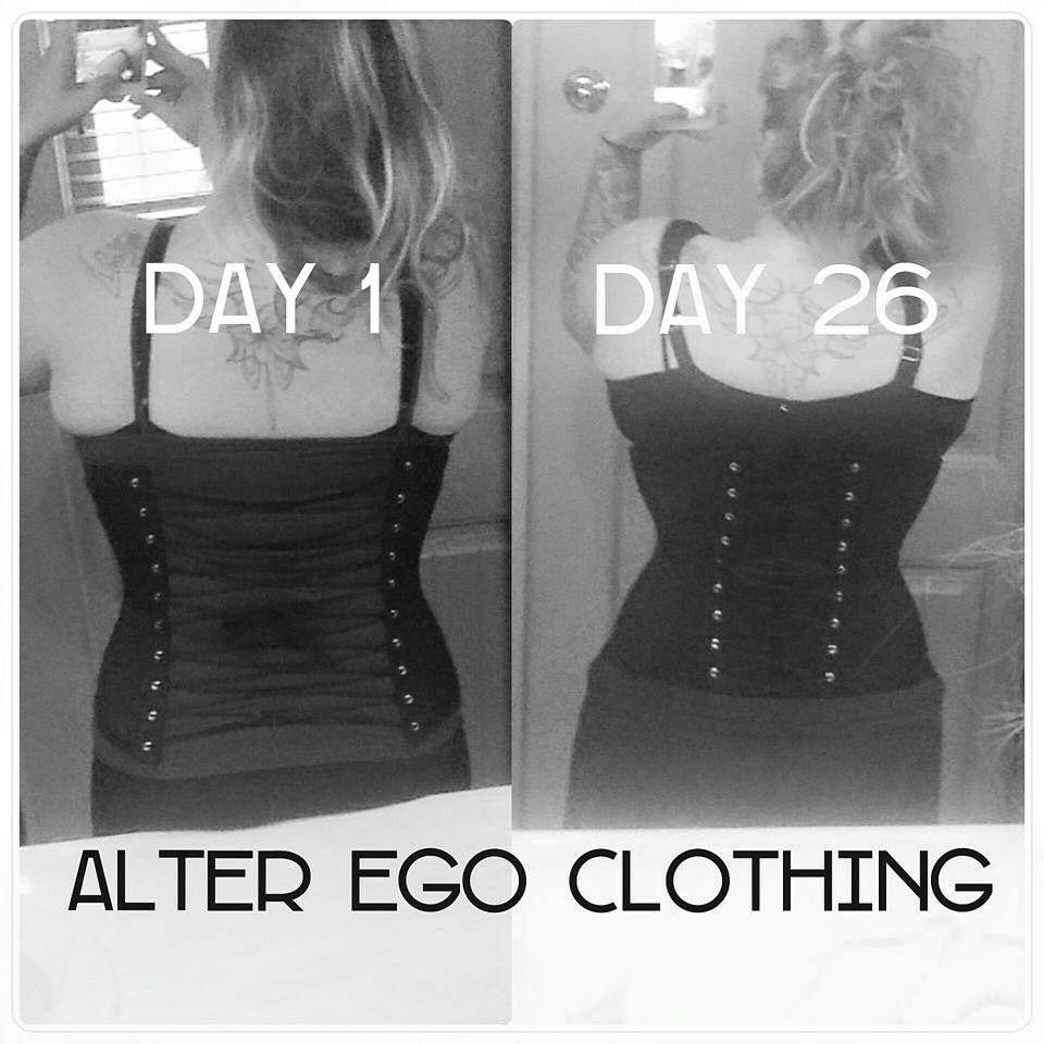 alter ego waist training