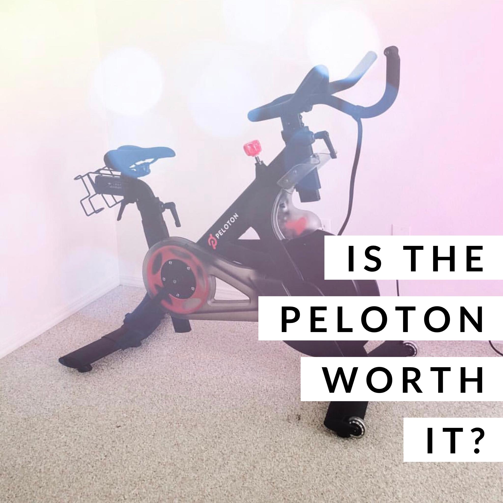 My 1 Year Peloton Review Peloton Peloton Bike