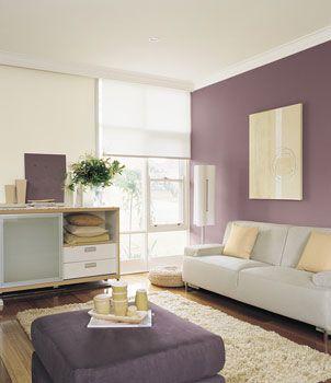 Dulux Paints Living Rooms Purple Living Room Purple