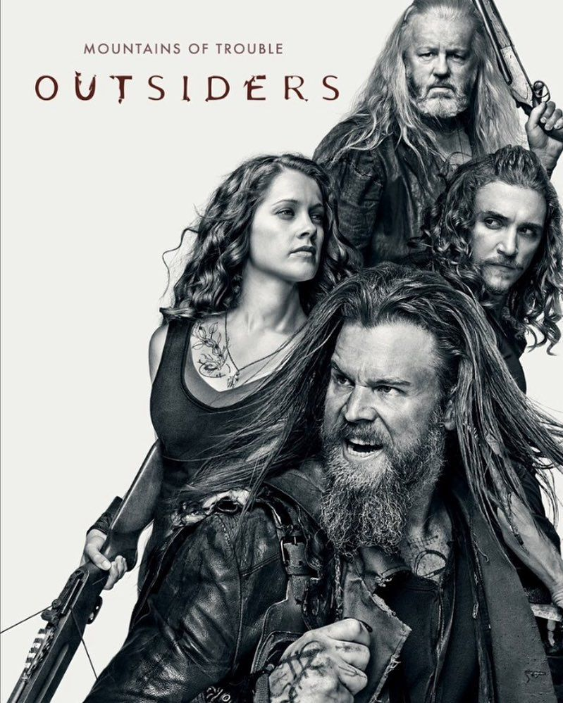 Got a tip yesterday about Fox's series Outsiders starring