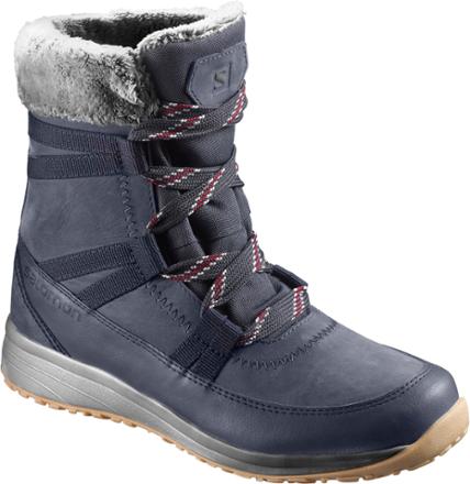 Photo of Salomon Heika LTR CS WP Winter Boots – Women's | REI Outlet