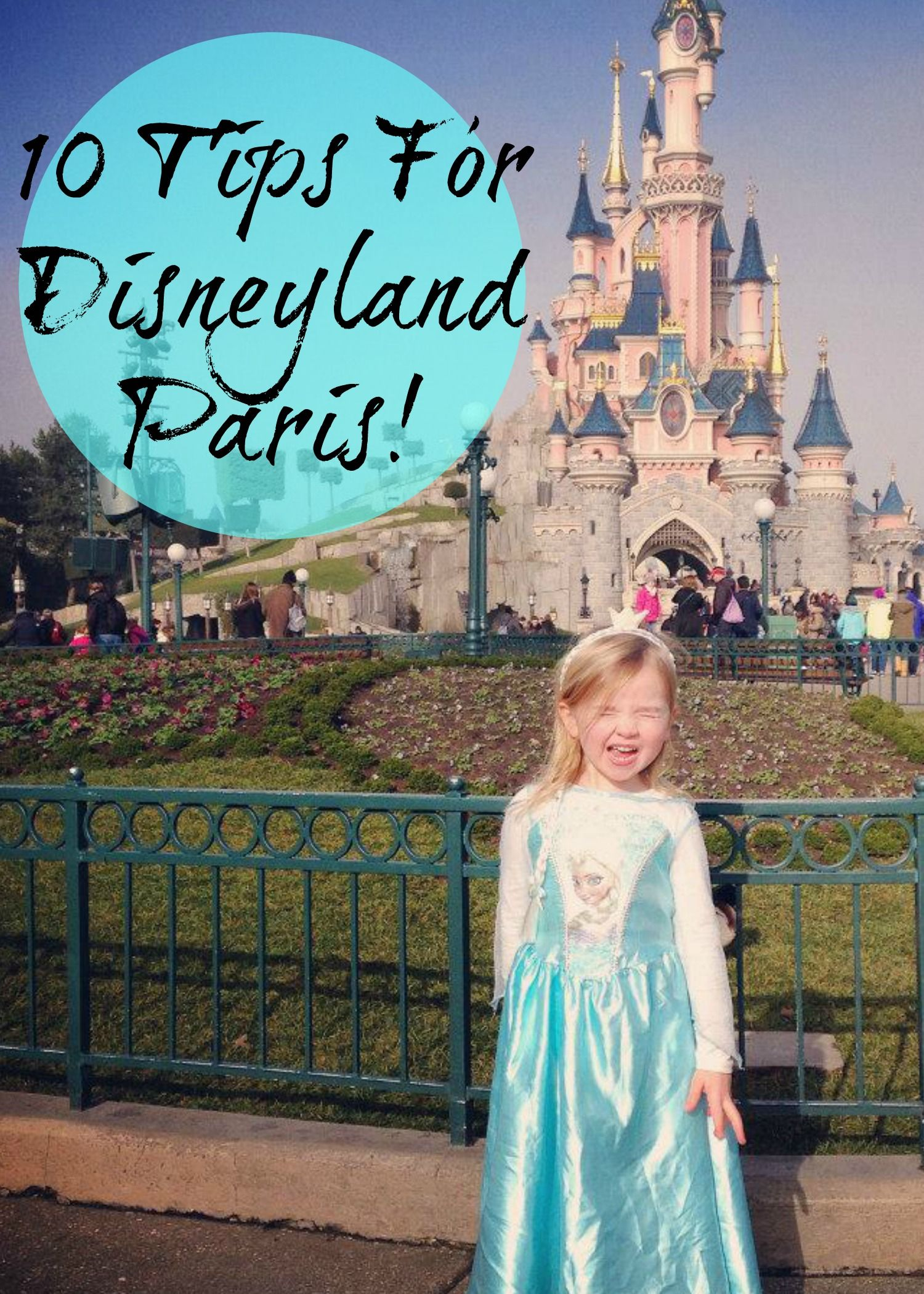 Delightful Disneyland: Tips I'd Tell My Mates