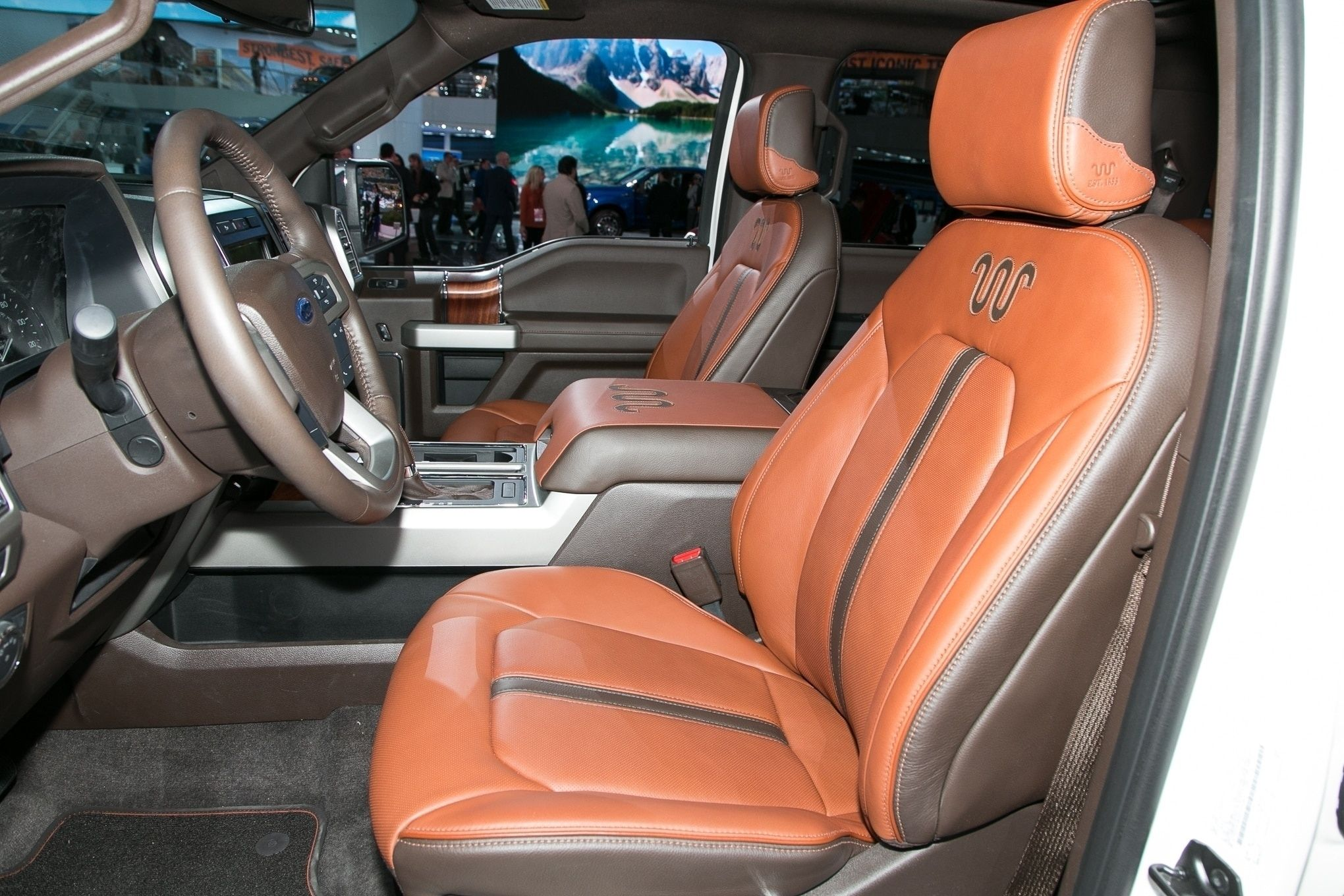 12 Insanely Beautiful 2019 Ford F 150 King Ranch Interior With