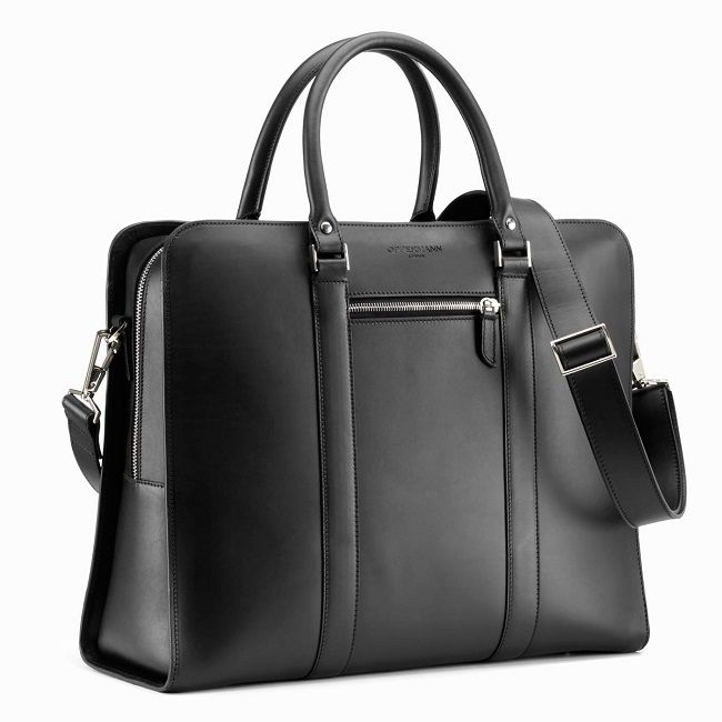 Oppermann cuts out the expensive middlemen to offer luxurious leather goods at a fraction of the traditional retail price. Each product is handmade in Italy, with carefully selected vegetable-tanned leathers from tanneries in both Sweden and Italy. Every component is also sourced from renowned manufacturers in Europe. Oppermann Palissy - £395 #bag