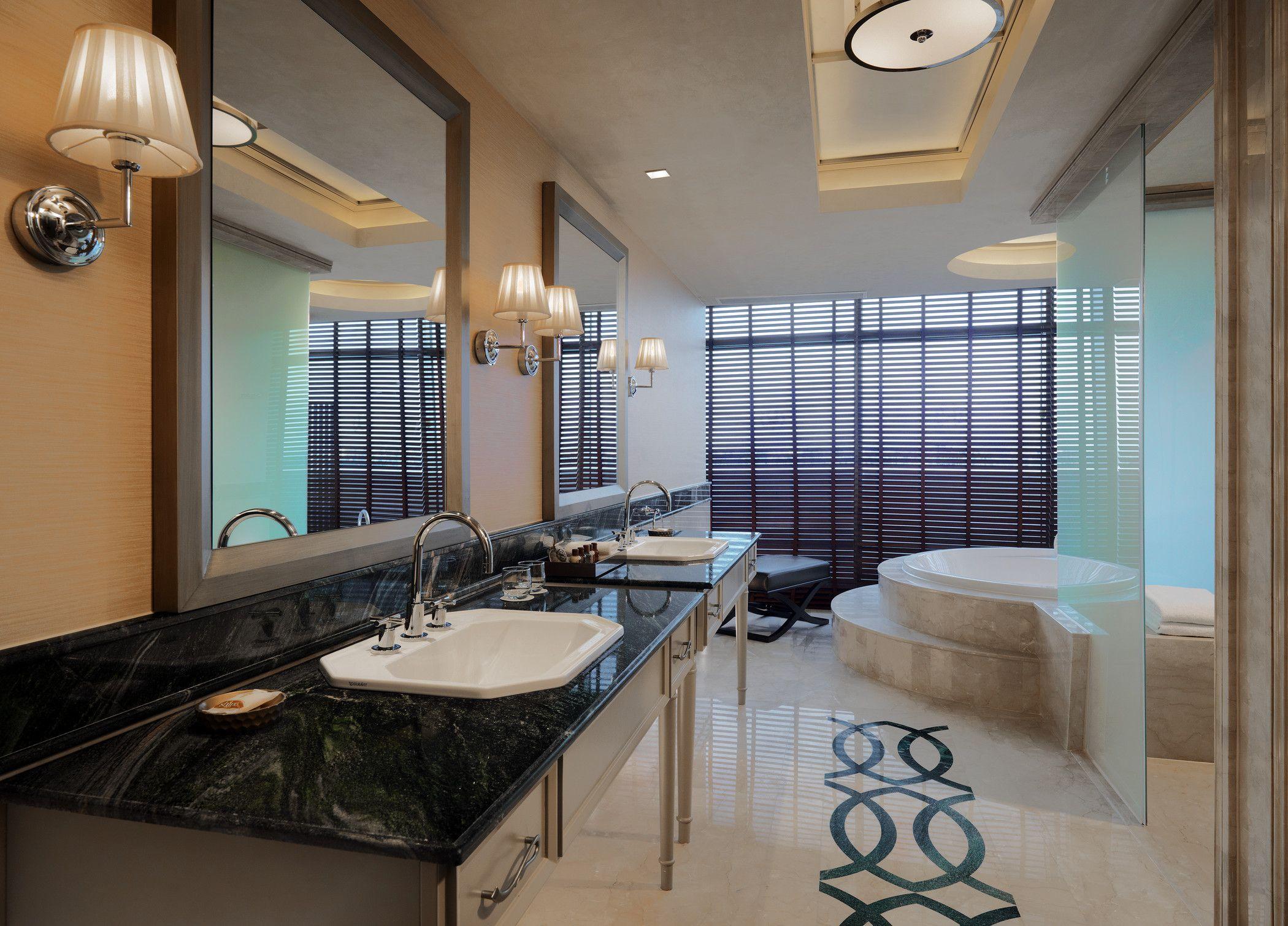 Presidential Suite Bathroom Banyo Banyo