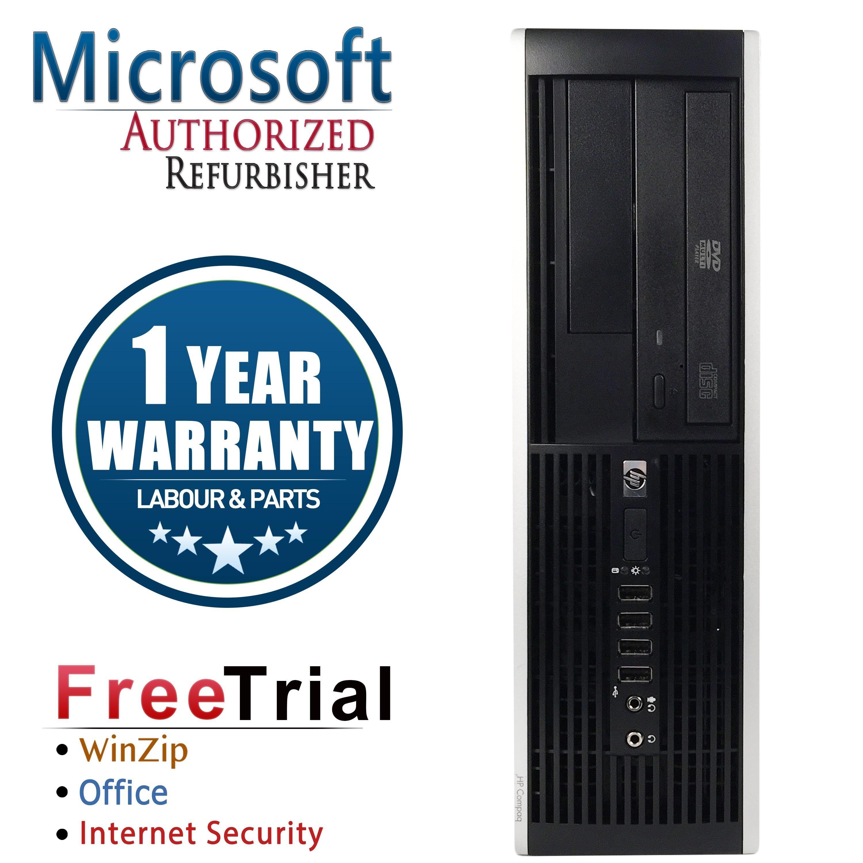 Refurbished HP Compaq 8200 Elite SFF Intel Core I3 2100 3 1G