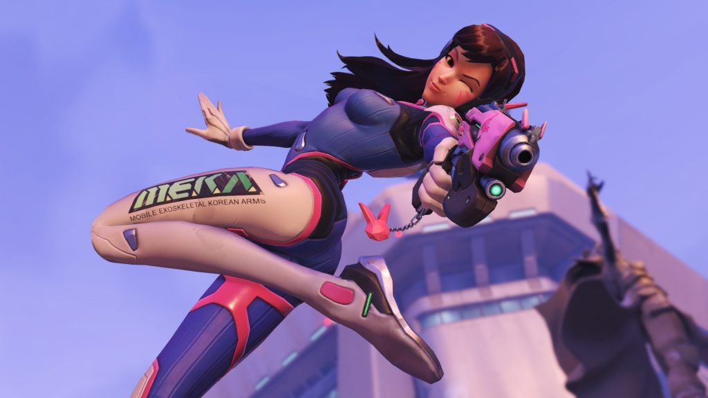 Overwatch Is Coming To Nintendo Switch This October With