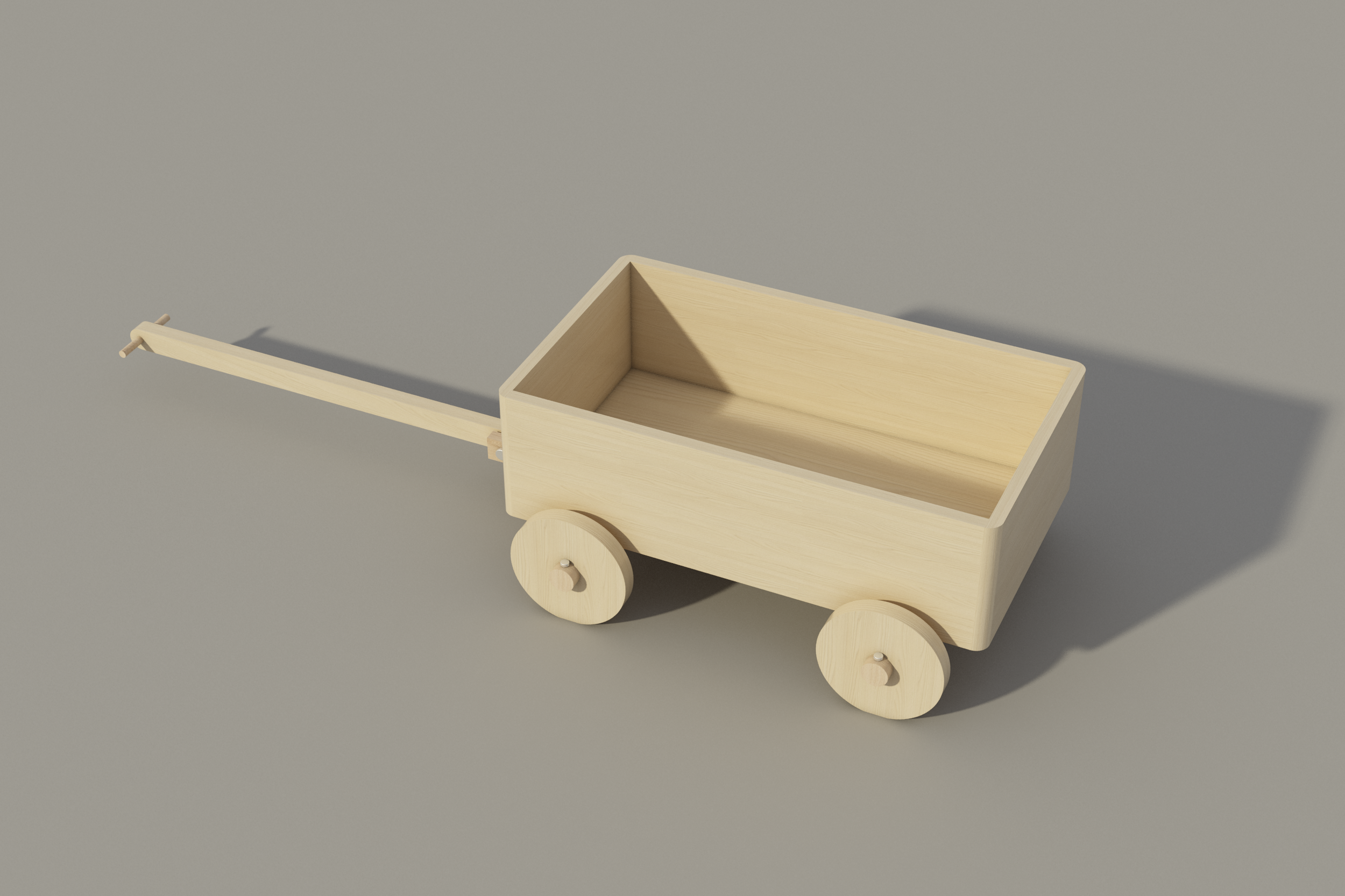 wooden wagon cart plans diy kids toddler traditional ride on