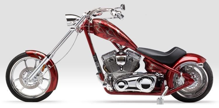 O-͆\O Motorcycle