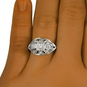 The Mohani Ring, top view