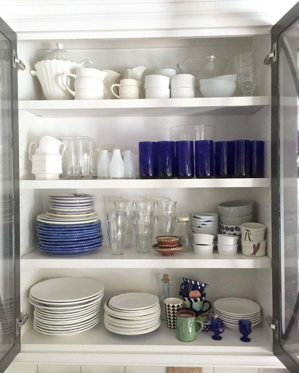 Cabinet With No Center Stile Cabinetry Upper Kitchen Cabinets Diy Desk Decor