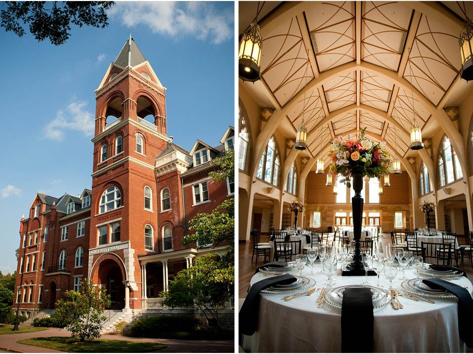 Agnes Scott College 1 Wedding Venue In GA