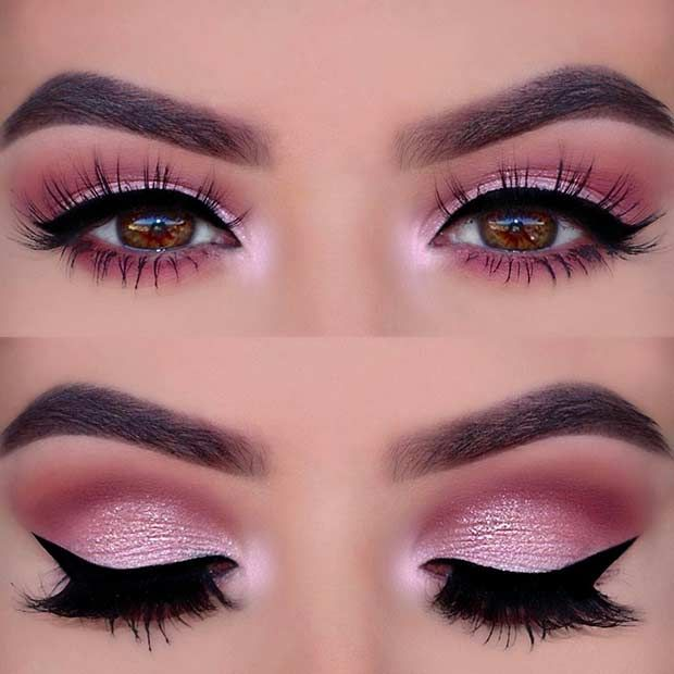 21 Insanely Beautiful Makeup Ideas for Prom | Pinterest | Augen ...