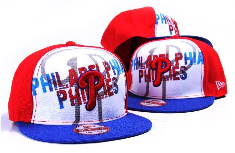 MLB Philadelphia Phillies Snapback Hat  at wholesale price