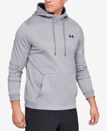 26b20be80 Under Armour Men's Armour Fleece Hoodie - Gray S in 2019 | Products ...
