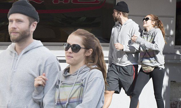 Teresa Palmer and husband Mark Webber spend day without son Bodhi
