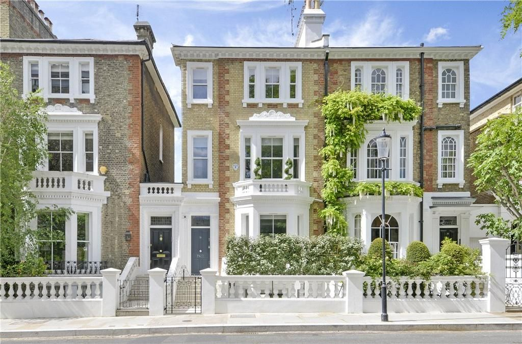 Carlyle Square, Chelsea, London, SW3 7 bed semi-detached ...