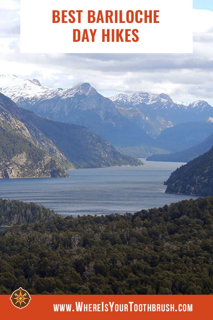 Three Bariloche Day Hikes Day Hike South America Travel Bariloche
