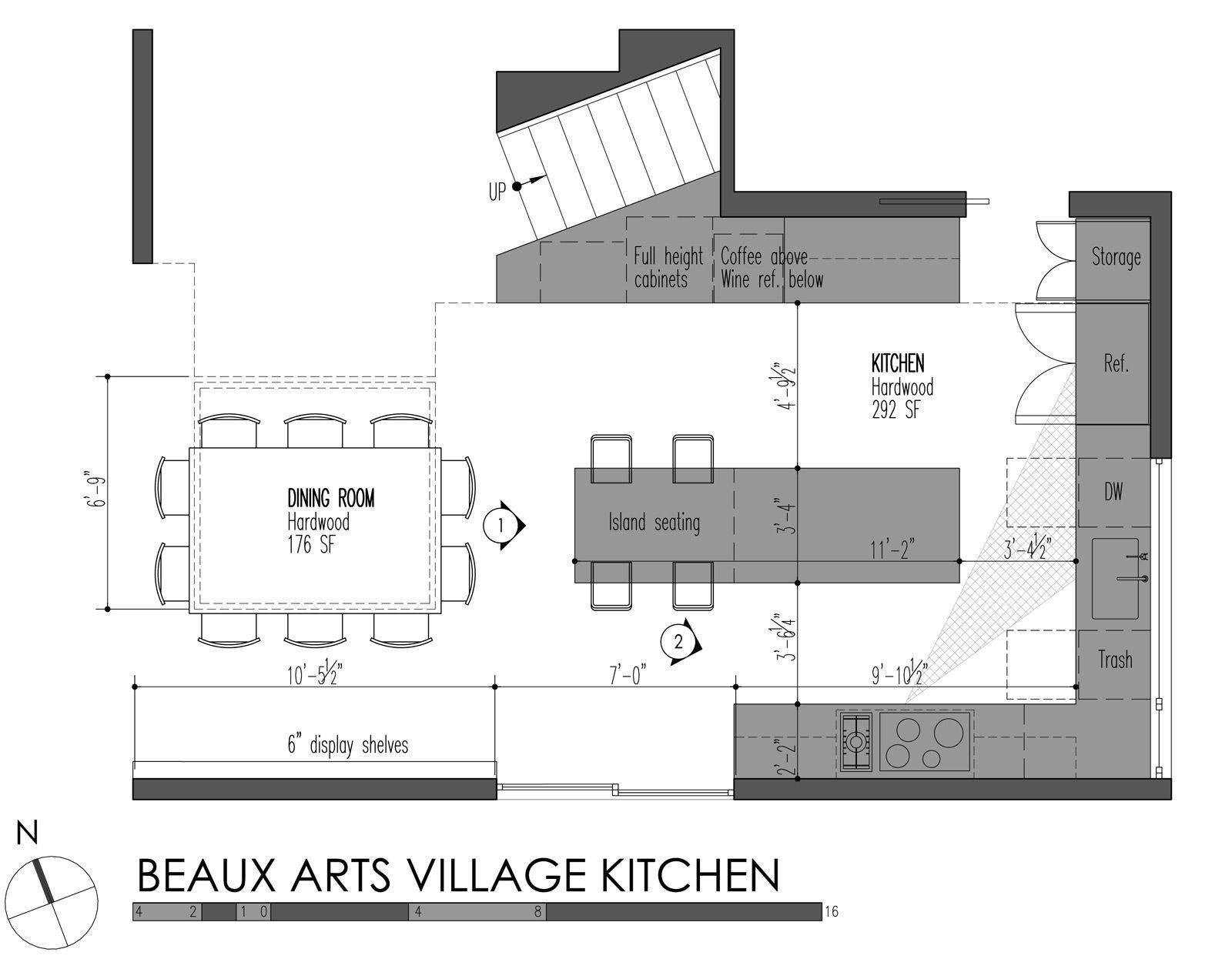 9 Modern Kitchen Designs & Principles   BUILD Blog   Kitchen ...