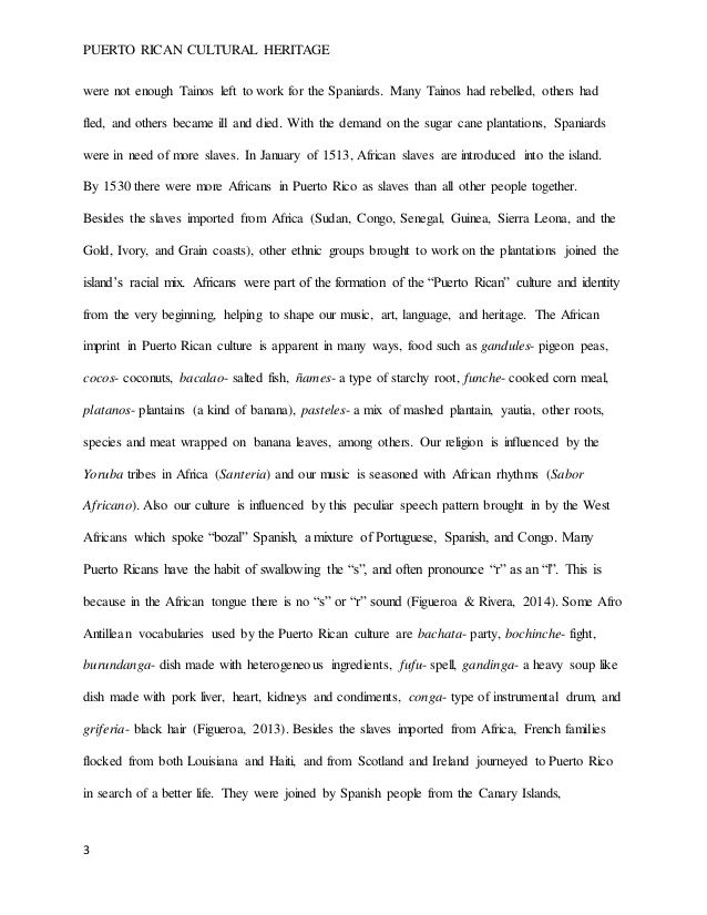 Hcs 320 Cultural Competency People Of Puerto Rican Heritage2 Philosophy Of Education Essay Philosophy Essays