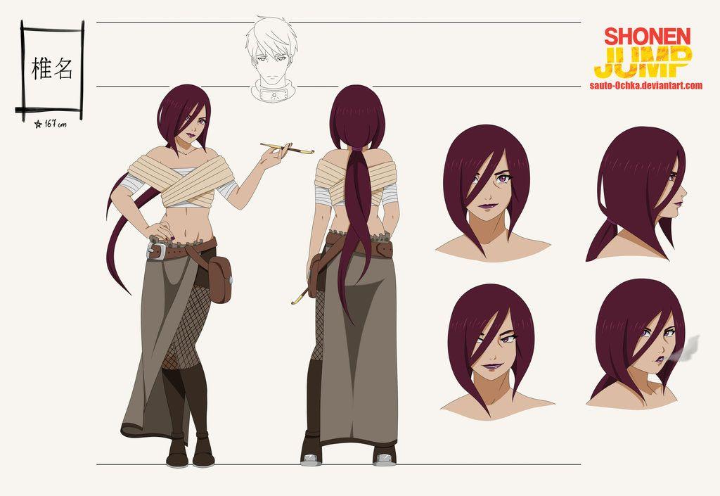 Shina Land Of Stones By Sauto 0chka Anime Ninja Naruto Oc Characters Naruto Art