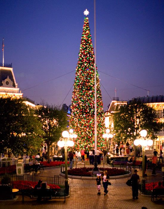 When Does Disneyland Decorate For Christmas.Christmas Tree Decorating Tips From Disneyland Resort All