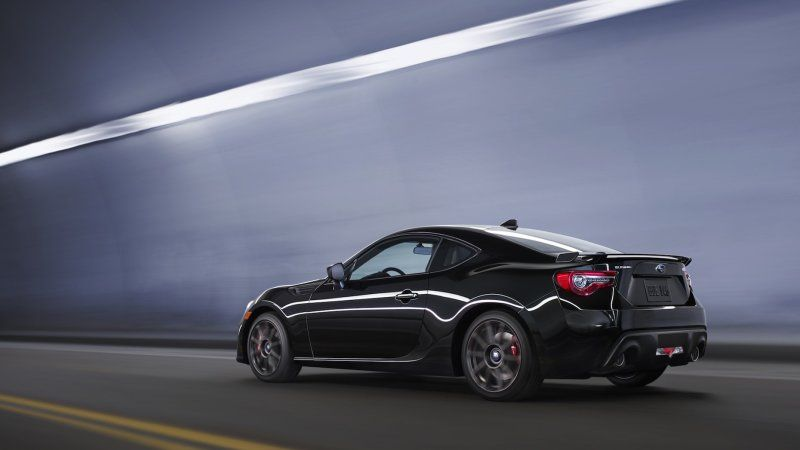 Subaru And Toyota Say Brz And 86 Will Get Successors 2017 Brz