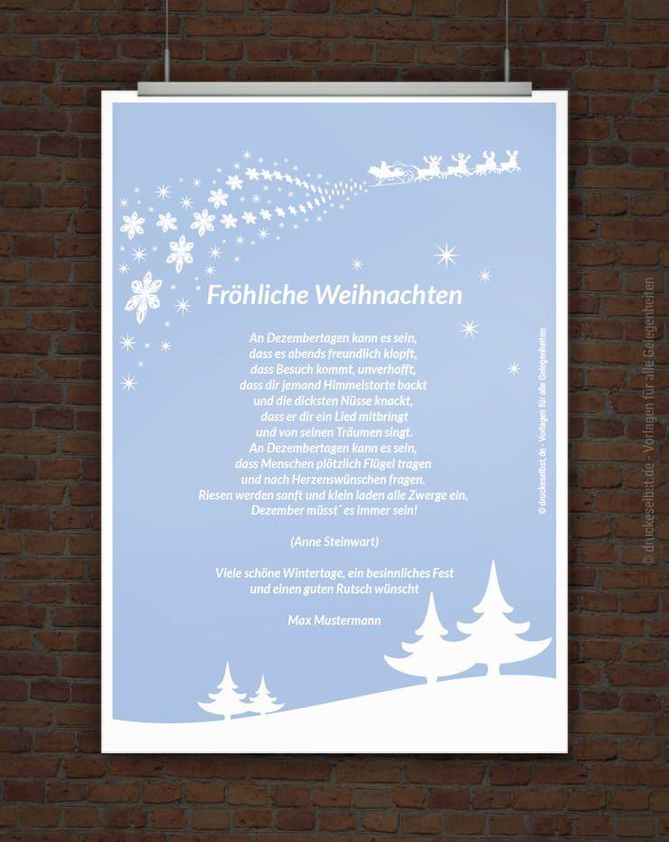 Weihnachtsgedichte Kostenlos Für Karten.Weihnachtsgrüße Mit Weihnachtsgedicht Christmas Weihnachtsgrüße