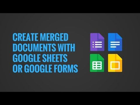 Document Studio The Google Sheets Addon You've Been