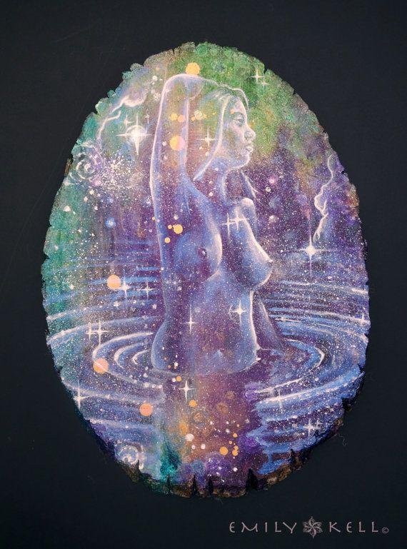 38++ Space goddess information