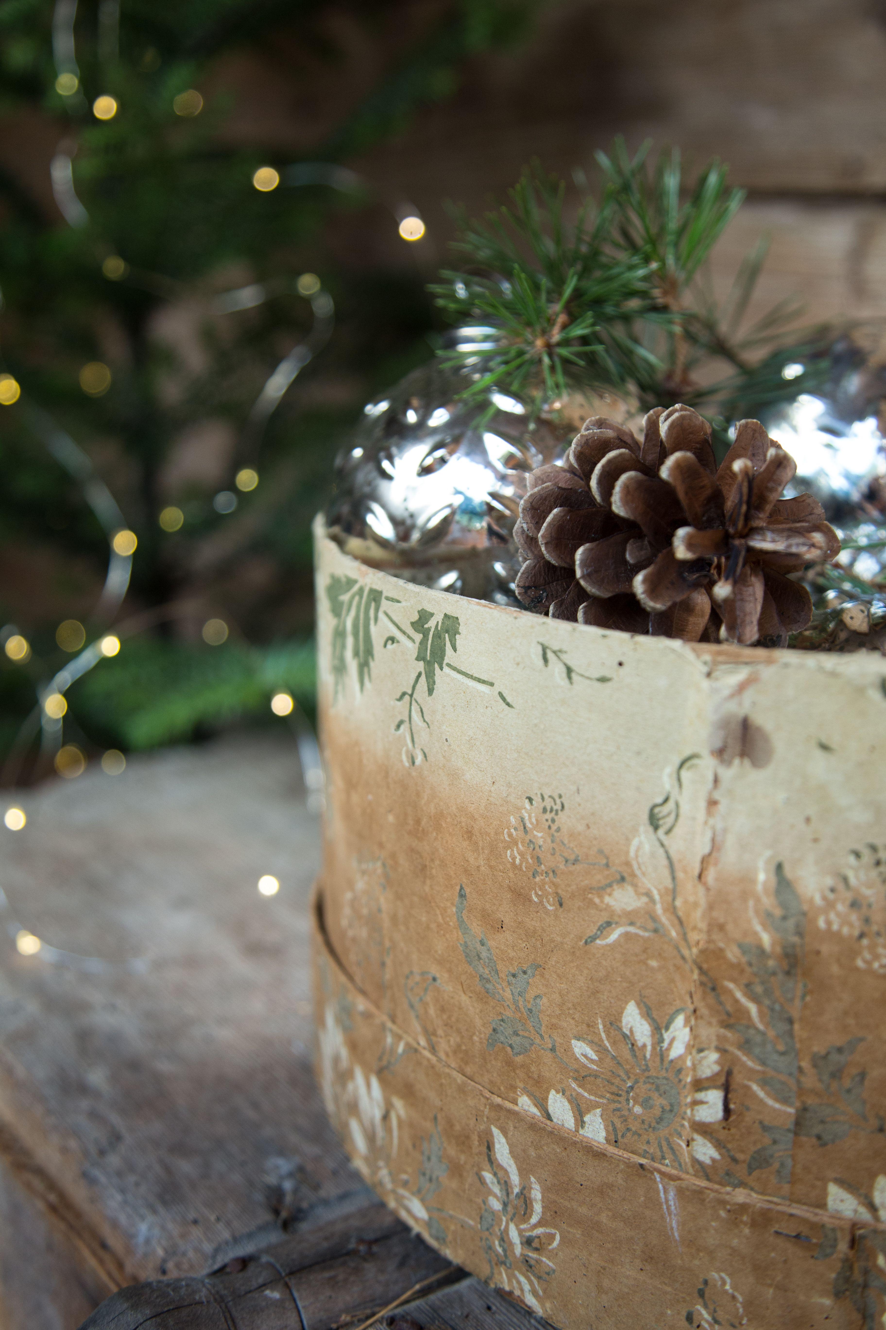 Bauernsilber Christbaumkugeln.Christbaumkugeln Aus Bauernsilber Weihnachten Vintage