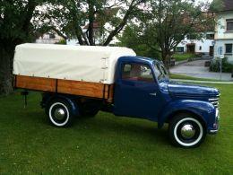 Framo V 901/2 blau Baujahr 1962, 1000 ccm/50 PS