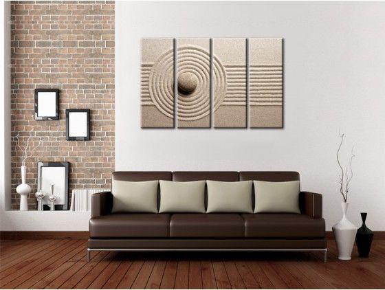 Déco zen pas chère tableaux déco design en plexi alu et toile décoration murale zen en toile imprimée