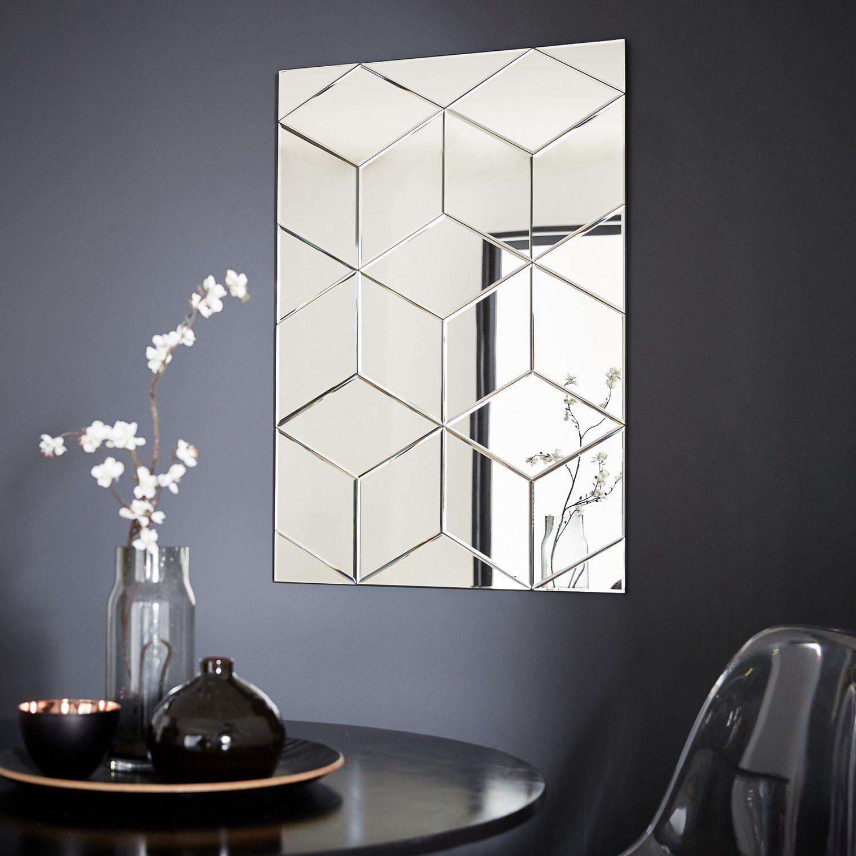 Adoptez Une Decoration Chic Avec Un Miroir Cubes