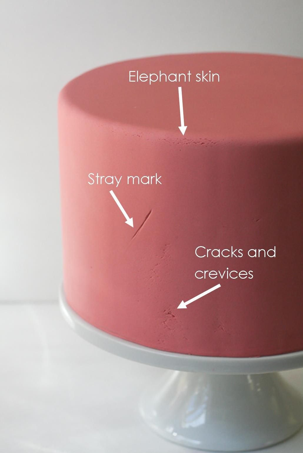 How To Fix Cracked Icing On Cake