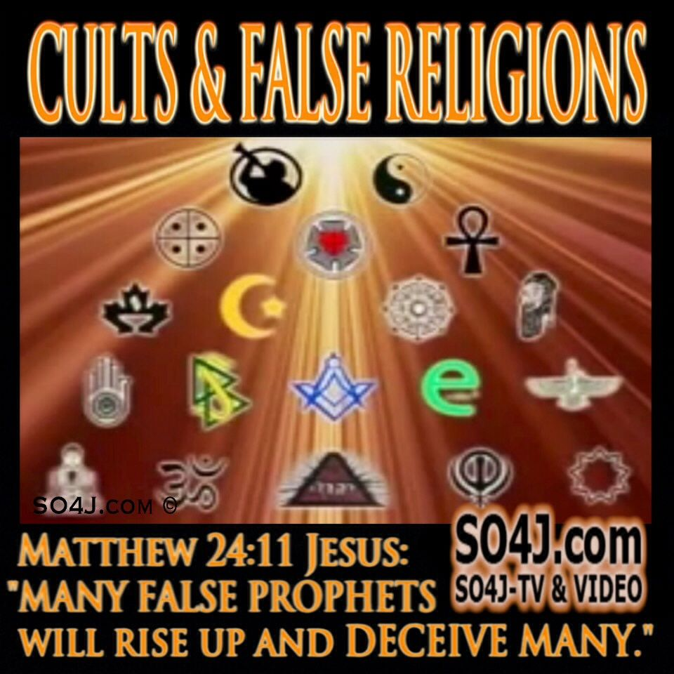 cults list of false religions & false teachings: what is a cult