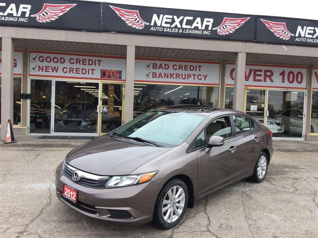 2012 Honda Civic– $12,990: Safety, etested and ready to go home with ...