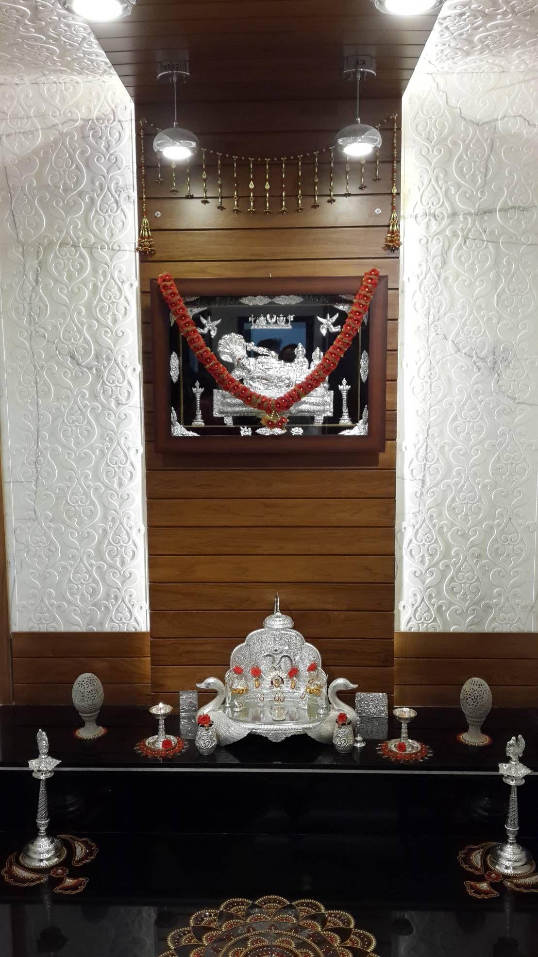 Pooja Room Designs   7 Stunning Ideas Part 59