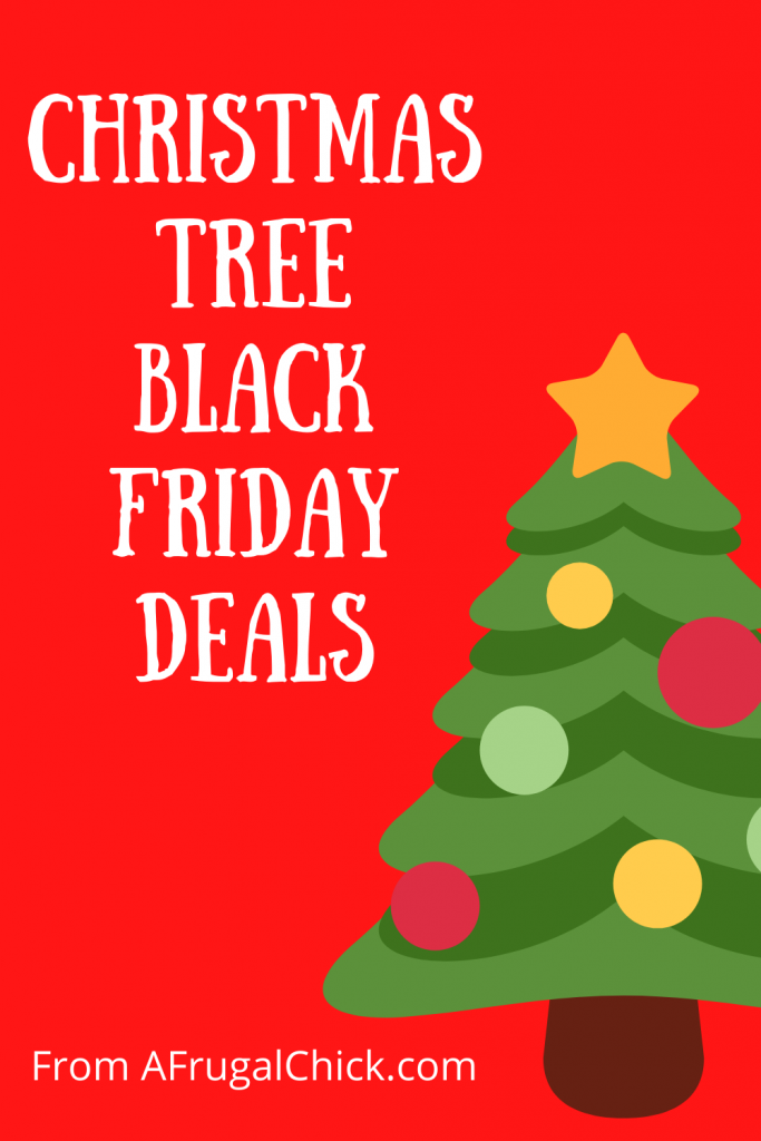 Black Friday 2020 Christmas Tree Deals Christmas Tree Black Friday Deals in 2020 | Black friday