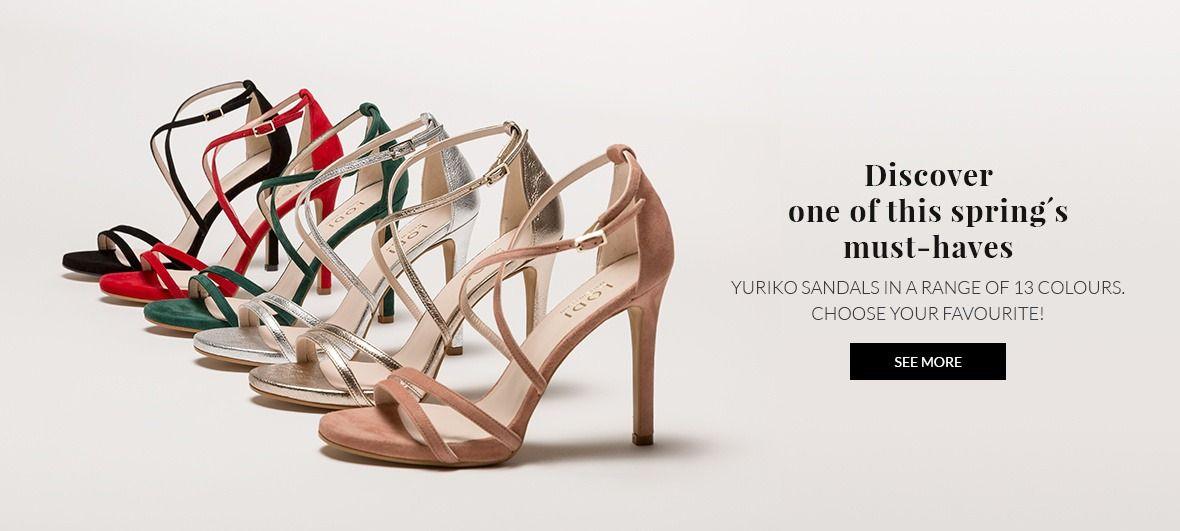 1925d2f7e9153 LODI official Web - Online Shop Womens Shoes Spain