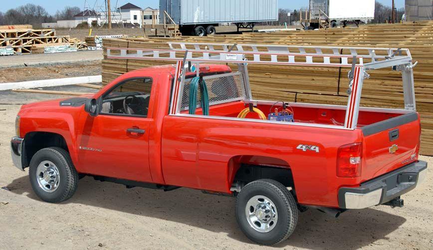 Contractor Rig Ladder Rack For Pick Up Trucks Bagageiro De Teto