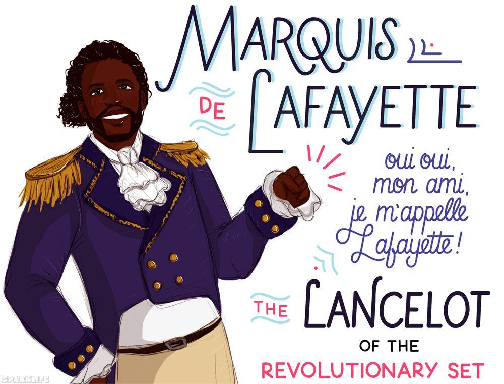 SparkLife » We Illustrated the 9 Best Hamilton Lyrics & They Are ...