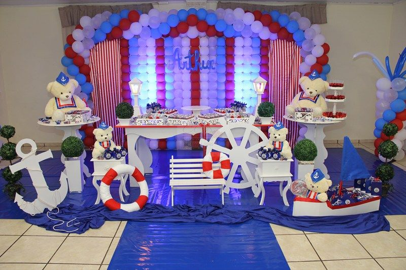 Decoracao festa infantil marinheiro 2g 800533 cumple de decoracao festa infantil marinheiro 2g 800533 thecheapjerseys Image collections