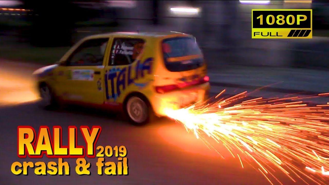 Compilation rally crash and fail 2019 HD Nº27 (con